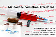 Methadone Rehab Center Is Designed For Heroin Addicts Looking To Stop Using the Drug