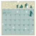 House Doolittle Wall Calendars