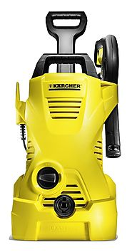 Karcher K2 Ergo Electric Power Pressure Washer review - Best Pressure Washer - Recommended pressure washers are stand...