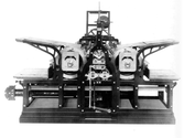Steam Printing Press