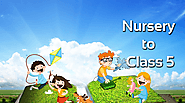 Nursery to 5th online classes
