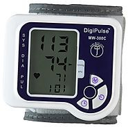 Just-Brill Wrist Blood Pressure Monitor Review - Blood Pressure Monitoring | Blood Pressure Monitor Review