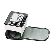 Firhealth Automatic LCD Digital Wrist Monitor review - Blood Pressure Monitoring | Blood Pressure Monitor Review