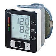 KEDSUM Wrist Blood Pressure Monitor review - Blood Pressure Monitoring | Blood Pressure Monitor Review