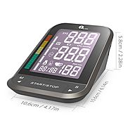 1byone Upper Arm Blood Pressure Monitor Review - Blood Pressure Monitoring | Blood Pressure Monitor Review