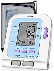 Aickar Upper Arm Blood Pressure Monitor review - Blood Pressure Monitoring | Blood Pressure Monitor Review