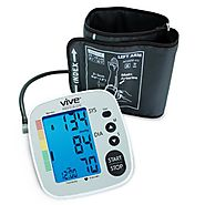 Vive Precision Blood Pressure Monitor review - Blood Pressure Monitoring | Blood Pressure Monitor Review