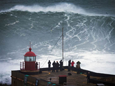 Biggest wave ever? Surfer's ride may be one for record books