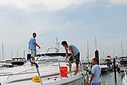 Yacht Cleaning Services Singapore