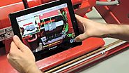 Augmented Reality Equipment Training & Maintenance App