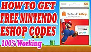 How To Get Free Eshop Codes - 3D Wii Codes - Nintendo Eshop Codes Free