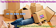 Get Free Antagonistic Quotation, Price Quotes, Rate Chart, Charges With Professional Packers And Movers Bangalore