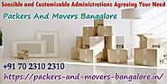 Packers And Movers Bangalore: Should You Experience The Audits To Locate A Credible Packer And Mover Bangalore Organi...