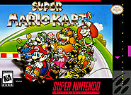 Play Super Mario Kart on Super Nintendo SNES » MyEmulator.online