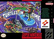 Play Teenage Mutant Ninja Turtles IV: Turtles in Time on Super Nintendo SNES » MyEmulator.online