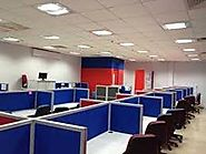 Semi Furnished Office On Lease In Nehru Place New Delhi