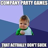 11 Company Party Games to Keep Things Interesting