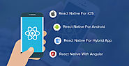 Best React Native Mobile App Development Company for iOS and Android