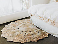 The Brilliantly Formed Round Jute Rugs