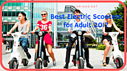 Best Electric Scooters for Adults 2017 - Buyer's Guide (August. 2017)