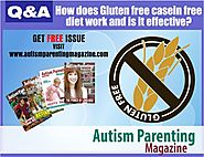 Q&A Section: How does Gluten free casein free diet work and is it effective? - Autism Parenting Magazine