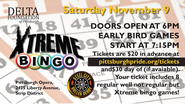 Sat. 11/9 - Xtreme Bingo with the Steel City Roller Derby | Facebook