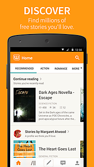 Wattpad 📖 Free Books - Android Apps on Google Play