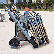 10 Best Beach Carts in 2017 - Buyer's Guide (August. 2017)