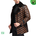 Sheepskin Coats for Men CW868902