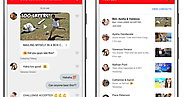 YouTube roll out in-app video sharing and messaging to users worldwide