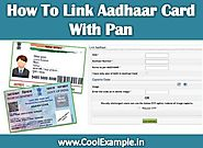 How To Link Aadhaar With Pan Card? Steps-by-Step Procedure, Benefits Advt.