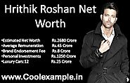 Hrithik Roshan Net Worth 2017 | Check Hrithik House, Cars, Net Worth