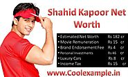 Shahid Kapoor Net Worth 2017 | Lifestyle, Luxury Cars, Net Worth In Rupees