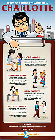 Characteristics of a Pediatrician