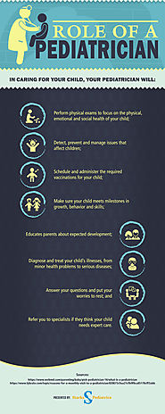 8 Ways Your Pediatrician Helps Your Child