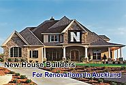 New House Builders For Renovations In Auckland