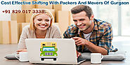 Tips To Snuggle In A Good Mood When Household Shifting With Packers And Movers Gurgaon