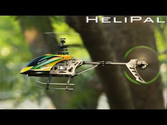 "HeliPal.com - WL V912 ""MAX"" Mini Helicopter Test Flight"
