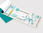 Quick Service for Attractive Voucher Printing in Singapore