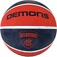 Melbourne Demons AFL Supporter Basketball Australia