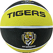 Richmond Tigers AFL Basketball Size 5 - Youth Size Training Ball