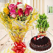 Blissful Gift Combo - Same Day Gifts Delivery in India
