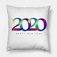 New Year Personalized Cushions