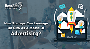 How Startups Can Leverage On SMS As A Means Of Advertising?