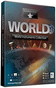 Virtual Orchestra Garritan World Instruments Collection