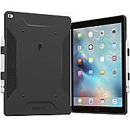 Poetic QuarterBack iPad Pro 12.9 Case Cover With Heavy Duty Protection Hybrid Case for Apple iPad Pro 12.9 (1st Gen 2...
