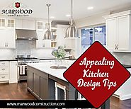 How To Fall in Love with your Kitchen Design: A Few Tips