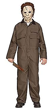 Fun World Michael Myers Deluxe Teen Costume-