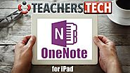 OneNote for iPad Tutorial (2017) With Tips and Tricks