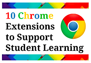 10 Chrome Extensions to Support Student Learning - TeachTechPlay